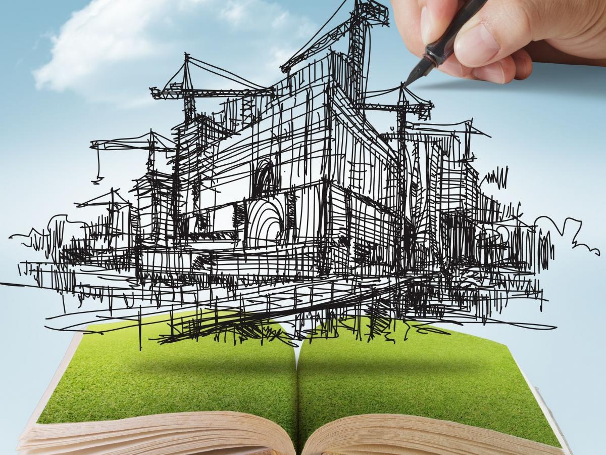 Архитектура строительство картинки