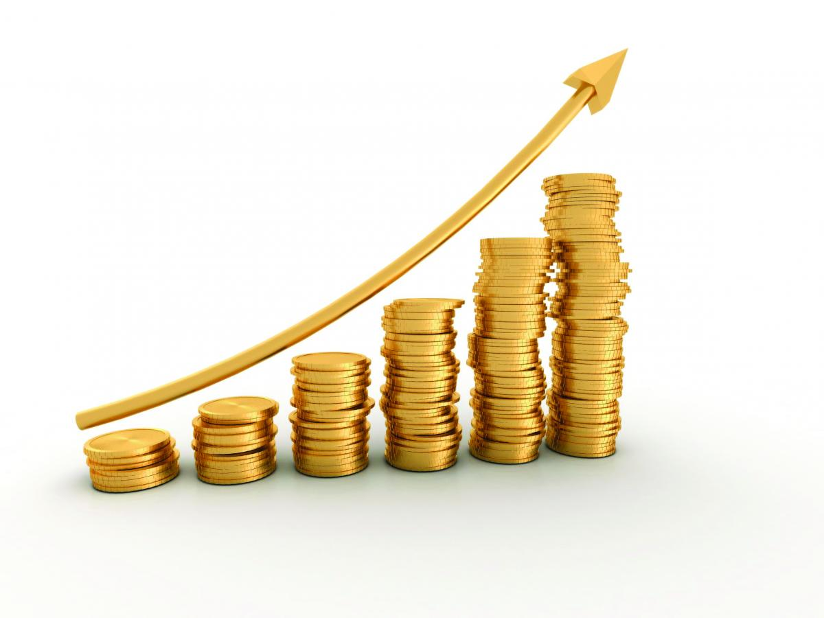 Картинки рост денег